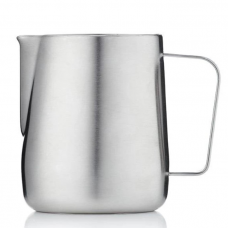 "Ąsotis pienui Barista & Co ""Brushed Steel"" 600ml"