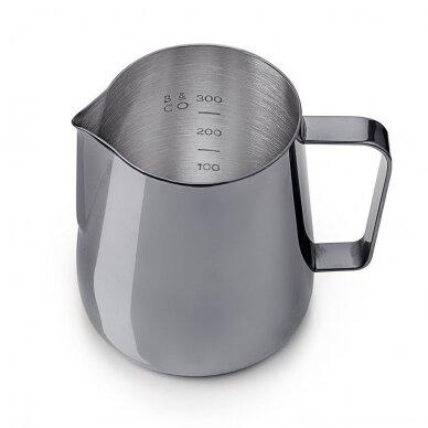 "Ąsotis pienui Barista & Co ""Black Pearl"" 420ml 2"