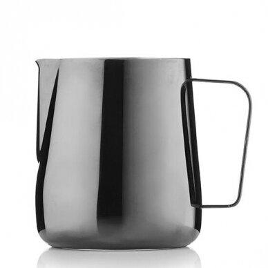 "Ąsotis pienui Barista & Co ""Black Pearl"" 420ml"