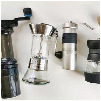Kaip išsirinkti kavamalę?