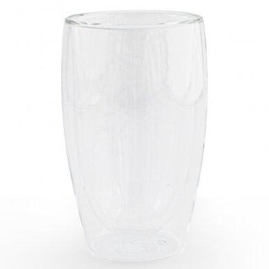 """Dvigubo stiklo stiklinės MPL """"Latte"""" 350ml 2vnt 3"""