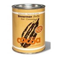 "Ekologiška kakava Becks Cacao ""Sinnerman Forte"" 250 g."