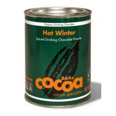 "Ekologiška kakava Becks Cacao ""Hot Winter"" 250 g."