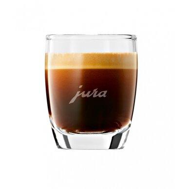 Espresso stiklinaitės JURA 2 vnt.