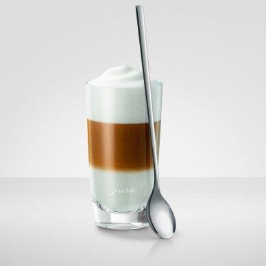 Latte Macchiato šaukšteliai JURA 2 vnt. 2