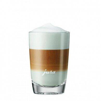 Mažosios Latte Macchiato stiklinės JURA 2 vnt.