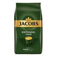 """Kavos pupelės Jacobs """"Kronung Crema"""" 1kg"""