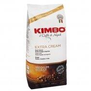 """Kavos pupelės Kimbo """"Extra Cream"""" 1kg."""