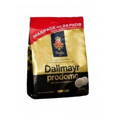 """Kavos pagalvėlės Dallmayr """"Prodomo"""" 28vnt."""