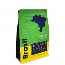 "Kavos pupelės ""Brazil Yellow Bourbon Fazenda Rainha"" 250g."