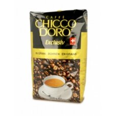 "Kavos pupelės Chicco d´Oro ""Exclusiv"" 500g."