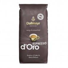 "Kavos pupelės Dallmayr ""Espresso d'Oro"" 1kg."