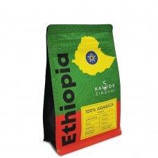 "Kavos Pupelės ""Ethiopia Sidamo"" 250g."