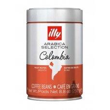 """Kavos pupelės ILLY """"Colombia"""" 250g."""