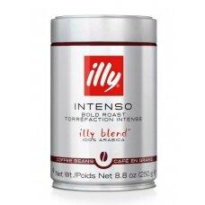 """Kavos pupelės ILLY """"Intenso"""" 250g."""