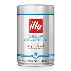 "Kavos pupelės ILLY ""Kava be kofeino"" 250g."