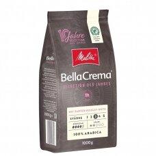 "Kavos pupelės Melitta ""BellaCrema Selection Jhares"" 1kg"