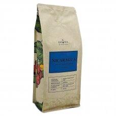 "Kavos Pupelės ""Nicaragua Single Origin"" 1kg."