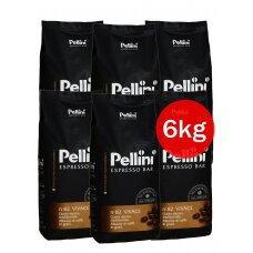 "Kavos pupelės Pellini ""Espresso Bar Vivace"" 6kg."