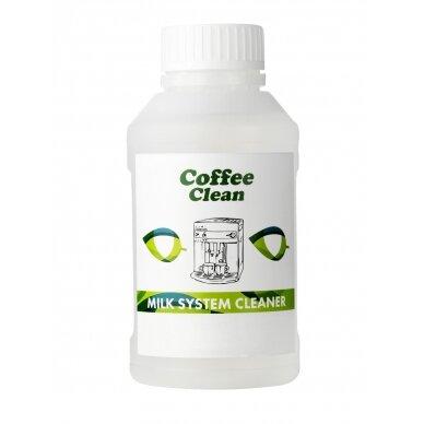 """Kapučinatoriaus valymo skystis Rutinas """"CoffeeClean"""" 500 ml."""