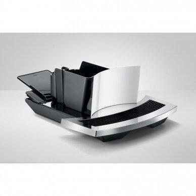 """Kavos aparatas JURA """"E8 Piano White"""" 4"""