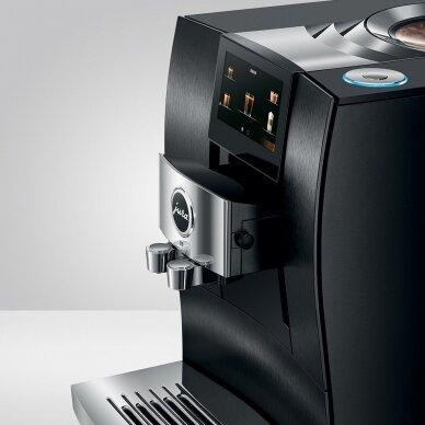 """Kavos aparatas JURA """"Z10 Aluminium Black"""" 6"""