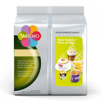 "Kavos kapsulės Jacobs Tassimo ""Espresso Classico"" 16 kap. 2"