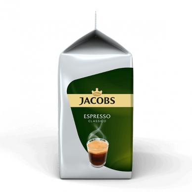 "Kavos kapsulės Jacobs Tassimo ""Espresso Classico"" 16 kap. 3"
