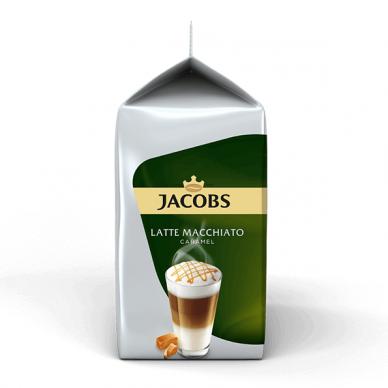 """Kavos kapsulės Jacobs Tassimo """"Latte Macchiato Caramel"""" 16 kap. 3"""