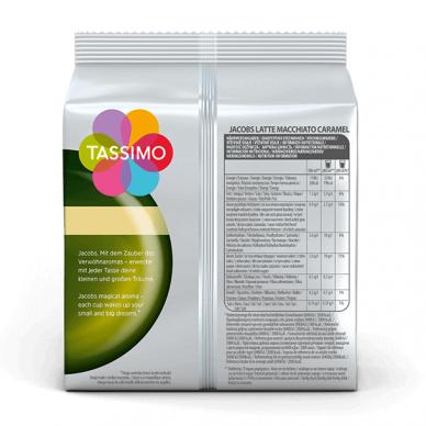"""Kavos kapsulės Jacobs Tassimo """"Latte Macchiato Caramel"""" 16 kap. 2"""