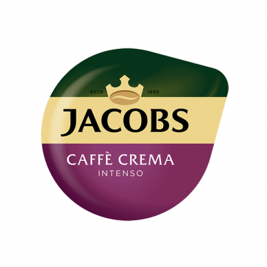 "Kavos kapsulės Jacobs Tassimo ""Cafe Crema Intenso XL"" 16 kap. 4"