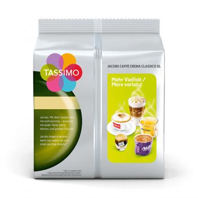 "Kavos kapsulės Jacobs Tassimo ""Caffe Crema Classico XL"" 16 kap. 2"