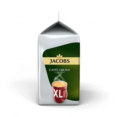 "Kavos kapsulės Jacobs Tassimo ""Caffe Crema Classico XL"" 16 kap. 3"
