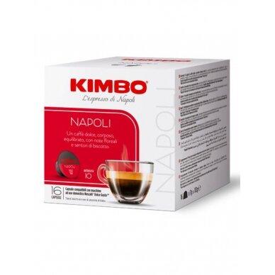 """Kavos kapsulės Kimbo Dolce Gusto """"Napoli"""""""
