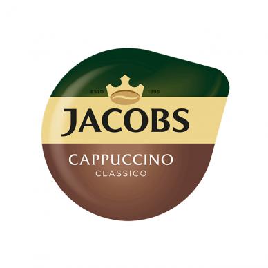 "Kavos kapsulės Jacobs Tassimo ""Cappuccino Classico"" 16 kap. 2"