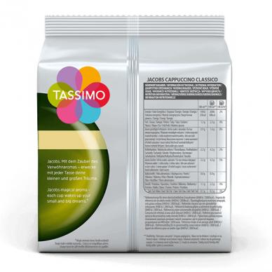 "Kavos kapsulės Jacobs Tassimo ""Cappuccino Classico"" 16 kap. 3"