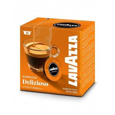 """Kavos kapsulės Lavazza A Modo Mio """"Delizioso"""" 16vnt. 3"""