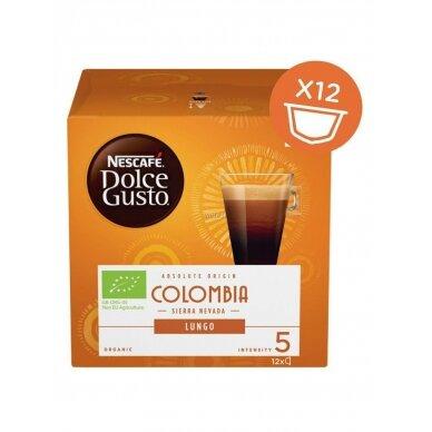 "Kavos kapsulės NESCAFÉ Dolce Gusto ""Lungo Colombia"""
