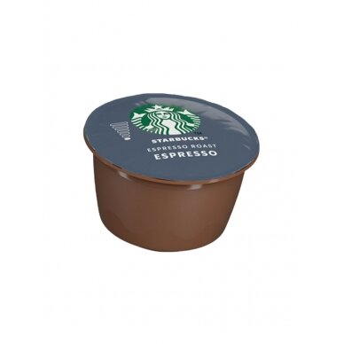 "Kavos kapsulės Starbucks Dolce Gusto ""Espresso"" 2"