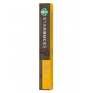 """Kavos kapsulės Starbucks Nespresso """"Blonde Roast"""""""