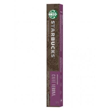 """Kavos kapsulės Starbucks Nespresso """"Caffe Verona"""""""