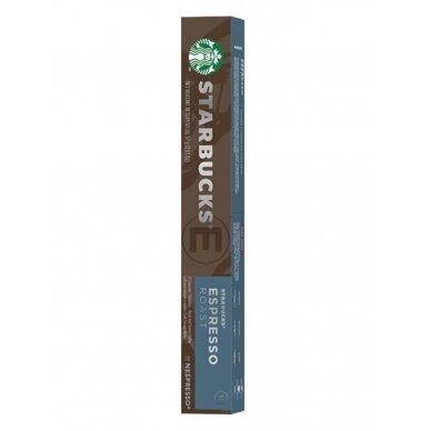 "Kavos kapsulės Starbucks Nespresso ""Espresso Roast"""