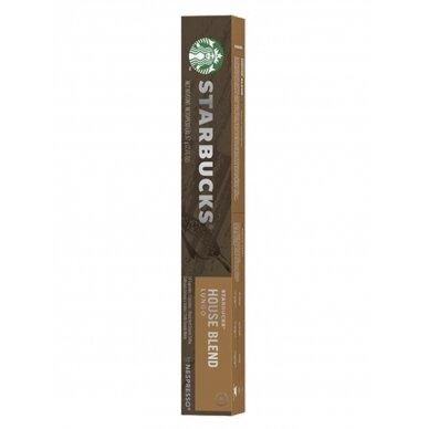 """Kavos kapsulės Starbucks Nespresso """"House Blend"""""""