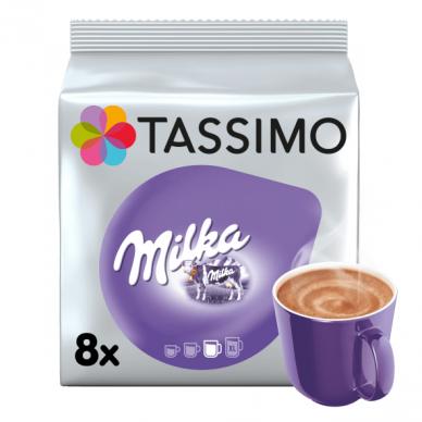Karštas šokoladas Milka Tassimo 8 kap.