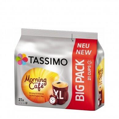 """Kavos kapsulės Tassimo """"Morning Cafe"""" 21 kap."""