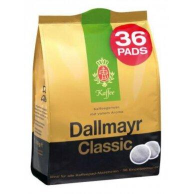 """Kavos pagalvėlės Dallmayr """"Classic"""" 36vnt."""