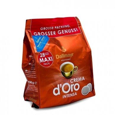 """Kavos pagalvėlės Dallmayr """"Crema intensa"""" 28vnt. 3"""