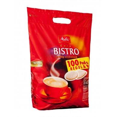 "Kavos pagalvėlės Melitta ""Bistro Regular"" 100vnt."