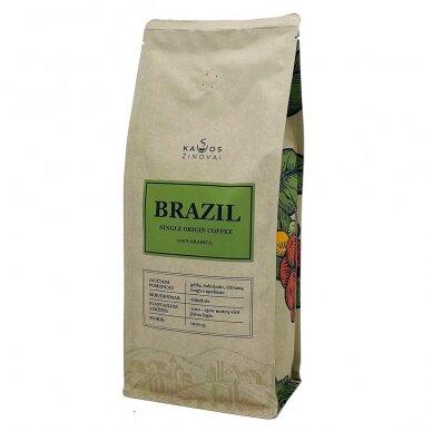 "Kavos Pupelės ""Brazil Single Origin"" 1kg. 3"