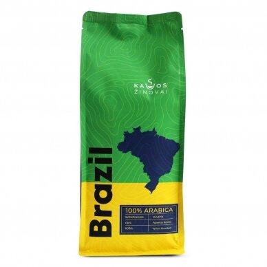 "Kavos pupelės ""Brazil Yellow Bourbon Fazenda Rainha"" 1kg. 2"